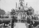 IAM 8th convention attendees, Buffalo, New York, 1899