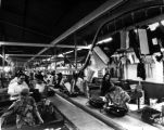 Automotive assembly line workers, 1969-09-04