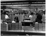 Women assembling aircraft parts, 1970-08-13