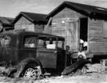 Farm laborer living quarters, 1940