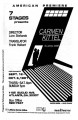 """Carmen Kittel,' by Georg Seidel, directed by Lore Stefanek, translated by Frank Heibert,..."