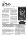 7 Stages Theatre newsletter, Atlanta, Georgia, Spring 1991. (4 pages)