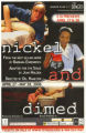"""Nickel and Dimed,"" by Joan Holden, from the book by Barbara Ehrenreich, poster..."
