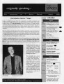 """Originally Speaking,"" 7 Stages Theatre newsletter, Atlanta, Georgia, Spring 1996. (4..."