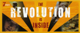 "2012 - 2013 season brochure, ""The Revolution is Inside,"" 7 Stages Theatre, Atlanta,..."