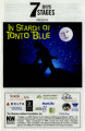 """In Search of Tonto Blue,"" created by Tony Brown and Kari Margolis, program for the..."