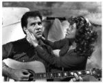 "Kent Whipple and Faye Allen in Teddy Hayes' ""Hondo Gothic,"" at 7 Stages Theatre,..."