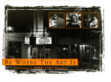 Be Where the Art Is: 1996-1997 Season program, 7 Stages Theatre, Atlanta, Georgia, 1996-1997.