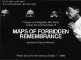 "Dah Teatar and 7 Stages Theatre's production of ""Maps of Forbidden Remembrance,""..."