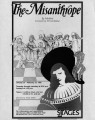 "Molière's ""The Misanthrope,"" flyer advertising the performances at 7 Stages Theatre,..."