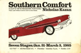 "Nicholas Kazan's ""Southern Comfort,"" poster advertising the performance at 7 Stages..."