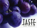 Taste for Theatre, invitation to the wine tasting and silent auction to benefit 7 Stages Theatre,...