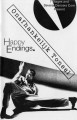 "Onafhankelijk Toneel's ""Happy Endings,"" program for the performance at 7 Stages Theatre,..."