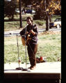 Pro-Sun, Pro-Earth, Anti-Nuclear Demonstration Ritual, Atlanta, Georgia, November 7, 1981.