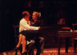"Scene from ""Broken Glass,"" by Arthur Miller, production at 7 Stages Theatre, Atlanta,..."