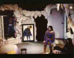 "Scene from Michael McClure's ""General Gorgeous,"" at 7 Stages Theatre, Atlanta, Georgia,..."
