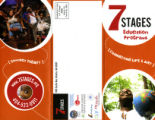 7 Stages Education Programs, brochure for 7 Stages Theatre, Atlanta, Georgia, circa 2012.