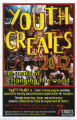 Youth Creates 2012, poster advertising the training program at 7 Stages Theatre, Atlanta, Georgia,...