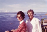 Governor Jimmy Carter and wife Rosalynn traveling through South America, 1972