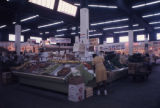 The Sweet Auburn Market's produce section, 1976