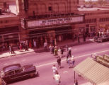 Afternoon show of the Metropolitian Opera at the Fox Theatre, 1962
