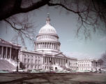 The United States Capitol, 1957