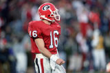 Georgia Bulldogs defensive back Kirby Smart, 1995