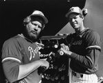 Atlanta Braves' players Bob Horner and Dale Murphy, 1978