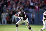 Atlanta Falcon Deion Sanders in action against the Seattle Seahawks, December 15, 1991
