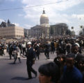Funeral procession of Martin Luther King Jr., 1968