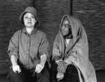 "Brenda Bynum (left) and Carol Mitchell-Leon star in Theater Emory's ""My Heart Is Still..."