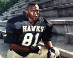 Washington High School linebacker Takeo Spikes, 1994