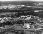 Six Flags Over Georgia under construction, 1967