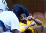 Serial killer Carlton Gary on trial for the Stocking Strangler cases in Columbus, 1986