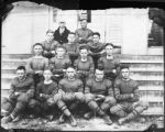 Football team from Georgia's Eleventh District Agricultural School (Douglas, Georgia), 1918.
