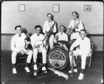 Southland Orchestra, with Charlie Troutt (?), Atlanta, Georgia, 1910?