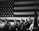 "Barbara Jordan addressing conference on ""Women and the Constitution: A Bicentennial..."