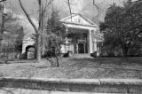 Exterior of Callan Castle,  one of Asa  Candler's houses, Inman Park, Atlanta, Georgia, March, 7,...