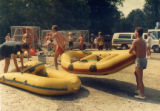 Hotlanta River Expo ends at the Chattahoochee Recreation Center, Atlanta, Georgia, August 6, 1989.