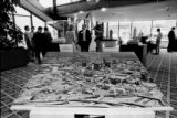 City planning exhibition at an Atlanta Chamber of Commerce event honoring Dan Sweat, Atlanta,...