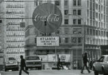 Coca Cola Advertising, Atlanta, Georgia, January 1981.