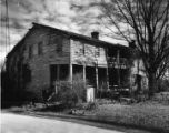 Historic Eagle Tavern, Watkinsville, Georgia, April 13, 1958.