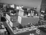 Southeast side of the State Court of Fulton County, Atlanta, Georgia, 1967.