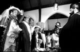 Double Ethiopian Wedding at Tewahedo Orthodox Church, Lithonia, Georgia, April 24, 1988.