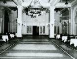 Georgian Terrace Hotel, Grand Ballroom, Atlanta, Georgia, 1918. Dot-separated published print.