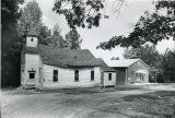 Old Friendship Baptist Church, Marietta, Georgia, 1971.