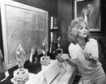 Barbara Mandrell with her awards, Nashville, Tennessee, June 23, 1982.