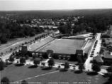 Doughboy Stadium, Fort Benning, Georgia, 1939.