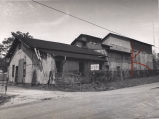 "Southeastern Metal Products building at ""Murrays Mill,"" the area was developed..."