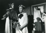 "Scene from ""Ordo virtutum,"" Kelly's Seed & Feed Theatre, Atlanta, Georgia, 1986?"